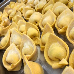 Fresh Spinach and Ricotta Tortelloni 500gr